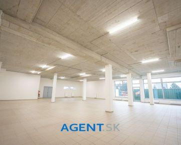 AGENT.SK Obchodný priestor Bôrik 456 Žilina pri OC Atrium Dubeň
