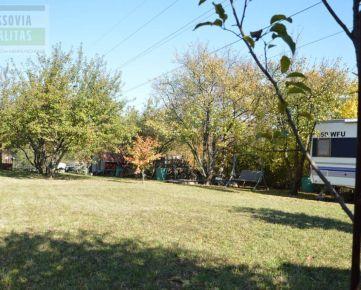 Ponúkame na predaj záhradu na kalvárii, Košice - sever, 473 m2