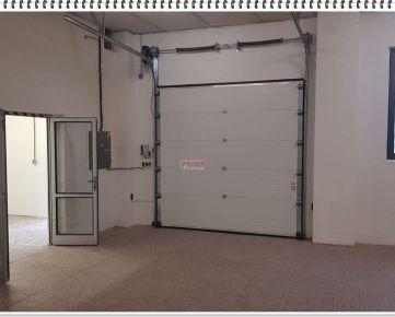 ID 2556  Prenájom:  vykurovaný  skladový / výrobný priestor, 260 m2