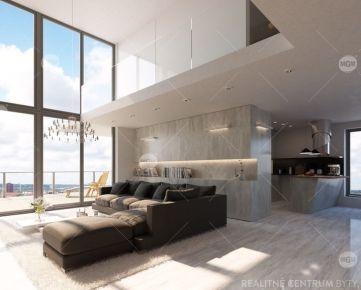 Penthouse v novostavbe, Žilina- centrum, 338m2, cena:  info v RK
