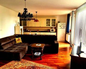 Rezervované, 4i, novostavba, Sever, 114m2 + 2x balkón, výťah, garáž
