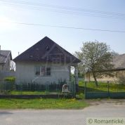 Rodinný dom 80m2, pôvodný stav
