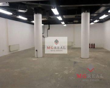 Prenájom priestoru v podzemí polyfunkčnej budovy Nitra - Centrum 160 m2