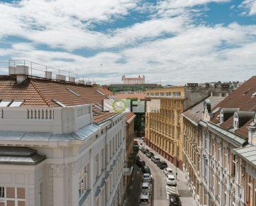 2 izbový byt Gunduličova ul. BAI. Staré Mesto