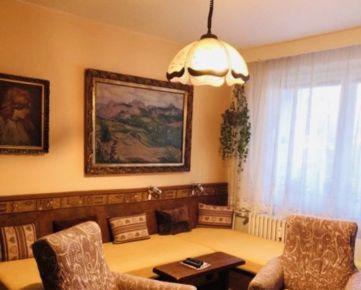 Na predaj Žilina širšie centrum s dvoma balkónmi 1 izbový byt - exkluzívne v Rh+