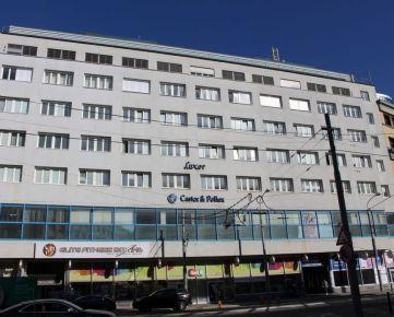BOND REALITY - prenájom priestorov v centre BA, Štúrova ul., LUXOR