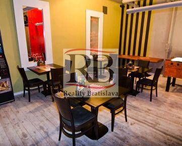 Reštaurácia v Starom meste na predaj, Bratislava I