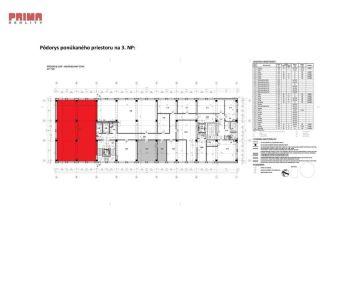 ID 2192 Prenájom: Nové kancelárie 219 m2