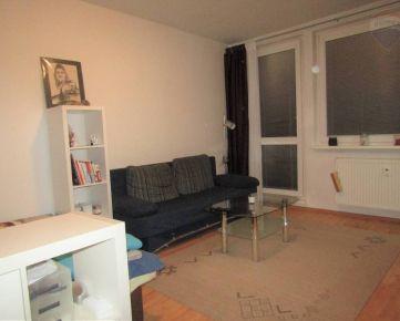 Predaj 1 izbový byt s veľkou loggiou a pivnicou v tichej lokalite Rača
