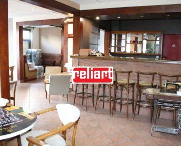 Reliart»Mierová:Na predaj prevádzkové priestory s výkladom