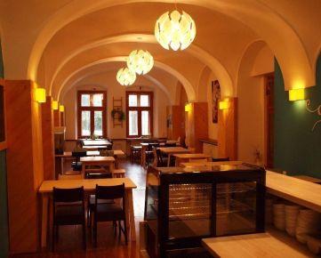 Centrum Košíc komplet zariadená reštaurácia