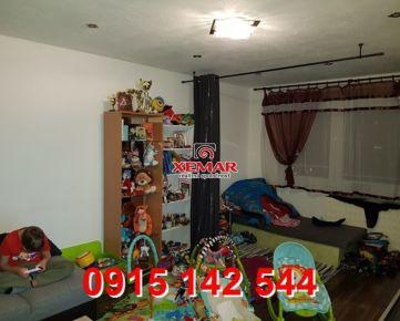 Na predaj 2. izb byt s loggiou v Detve za potokom- exklúzívne !!!