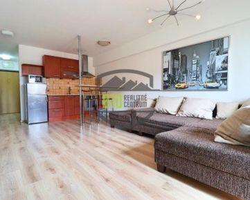 KRÁSNY 1 izbový byt s balkónom na predaj - IBA U NÁS!