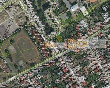 Predaj stavebného pozemku, Hornádska ulica