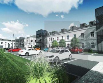 Ponúkame Vám na predaj nebytový priestor v projekte Rezidencia Baštová priamo v centre mesta Košice