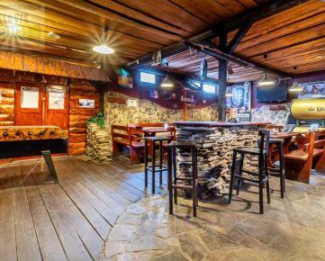 Odstúpenie zabehnutej Pizzerie CERBEROS, 360 m2, Furča, ul. Ovručská