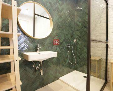HERRYS - Na prenájom krásny dizajnový 2izbový byt v historickom centre