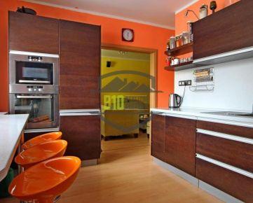 Priestranný 4-izbový byt