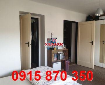 Na predaj 2 izbový tehlový byt v Banskej Bystrici