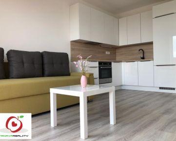 TRNAVA REALITY - ponúka na prenájom krásny štýlový 1 izb. byt v modernej NOVOSTAVBE MIKO v Trnave