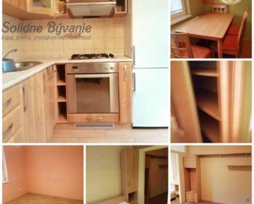 Väčší 2,5 izbový byt v lukratívnej oblasti Klokočiny na prenájom