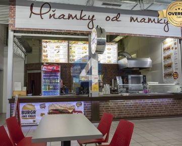 Podnikateľská príležitosť - Gastro prevádzka v MAX-e Trnava