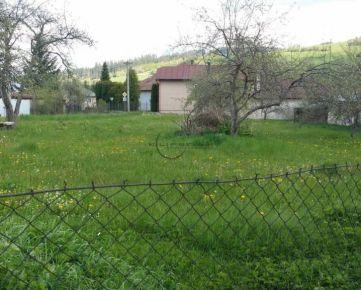 Ponúkame na predaj veľký stavebný pozemok v obci Polomka