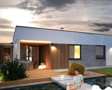 Predaj - 4-izb. rodinné domy - Nová Vysoká, Vysoká pri Morave
