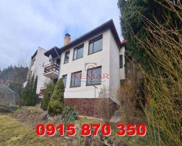 Na predaj rodinný dom v Banskej Bystrici- časť Fončorda