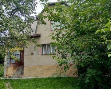 Rodinný dom v obci Dohňany - časť Zbora