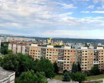 PRENÁJOM – 1, 5-izbový byt s bezkonkurenčným výhľadom na Košice
