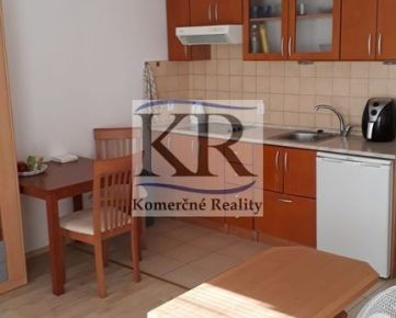 1-izbový byt na pernájom na ulici  Botanická, Nitra