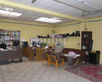Predaj polyfunkčný objekt s bytom centrum Žilina