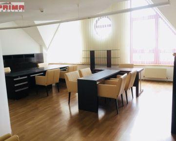 ID 2545  Prenájom: luxusné kancelárie 25,27,76 a 106 m2 v centre mesta