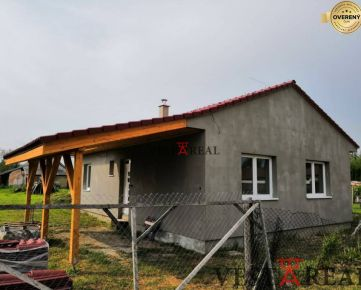 Na predaj tehlová novostavba, pozemok 492 m2, Vlčany