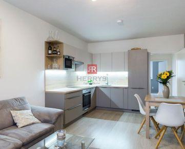 HERRYS - Na predaj moderný 3 izbový byt v novostavbe s veľkým balkónom a parkovacím státím