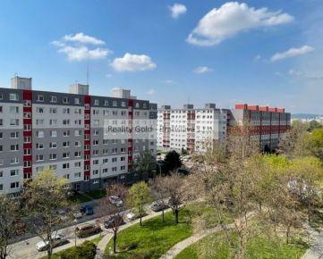 2 garz. DE - LUXE, Mánesovo nám, 48 m2, LOGGIA