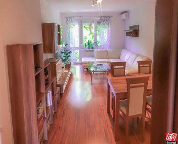 Direct Real - REZERVOVANÉ 3 izbový kompletne zrekonštruovaný byt v tehlovej bytovke v príjemnom prostredí obce Bernolákovo