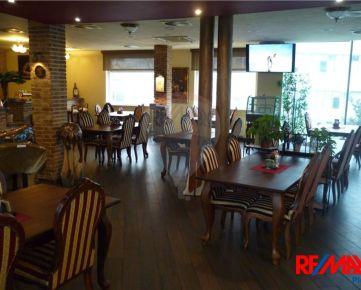 Predaj - Odstúpenie zabehnutej reštaurácie
