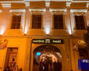 --PBS-- ++BEZ ODSTUPNÉHO++ Prenájom známeho pubu s terasou priamo na pešej zóne v Trnave++