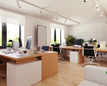 Obchodné priestory a kancelárie v NOVOSTAVBE kolaudácia r. 2021, Poprad – Veľká