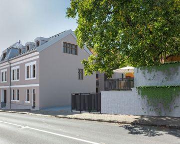 PRIAME CENTRUM MESTA, priestranný 2 izbový byt, Banská Bystrica, Rezidencia Horná37