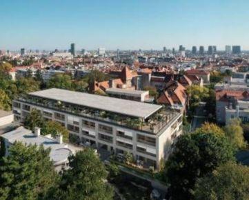 PREDAJ - 2-izbový byt v projekte HAUSBERG, Staré Mesto
