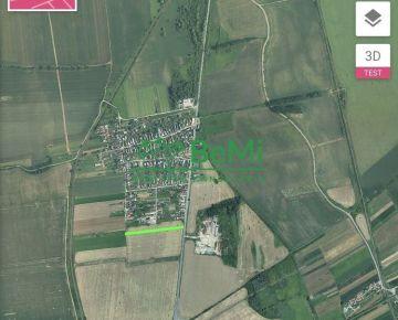 Na predaj pozemok, Košice okolie - obec Šebastovce (ID: 004-14-NICD)