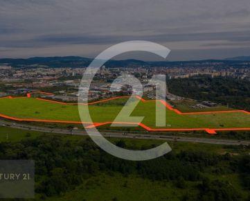 PREDAJ – Unikátny komerčný priemyselný pozemok s výbornou lokalitou v širšom centre mesta Košice, 200 000 m2 | Video obhliadka