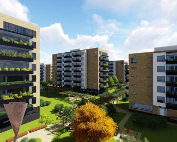 PROJEKT RÍNOK RAČA - 3i byt s balkónom v štandarde