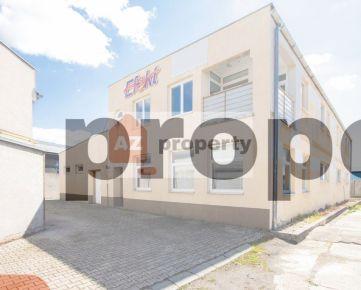 Polyfunkčná budova na podnikanie s možnosťou bývania v Pezinku