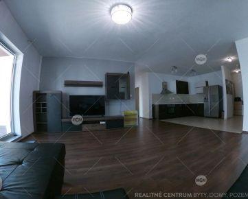 Prenájom 4 izbový byt, Žilina - Bôrik, Cena: 1250€ + energie