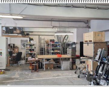 2597  Prenájom: skladové / výrobné priestory, 266 m2 Žilina