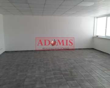 ADOMIS - Prenájom kacelárií, 94 m2, Nad Jazerom - Košice